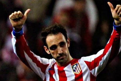 """Juanfran Torres: """"El Atlético de Madrid ganará pronto una Champions"""""""