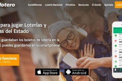 TuLotero evita que pierdas un boleto millonario de la Lotería de Navidad