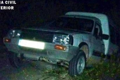 Detenido en Almendralejo un joven tras tener un accidente con el vehículo que acababa de sustraer