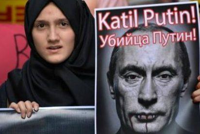 ¡Alerta roja! Los rusos bombardean a civiles y violan el espacio aéreo turco
