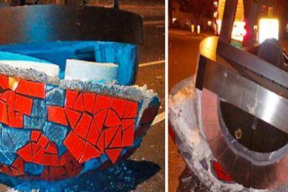 ¿Ha recuperado la Policía de Londres los restos de un OVNI estrellado?