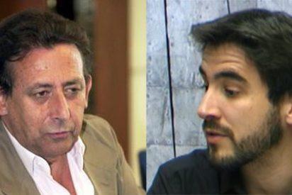 Alfonso Ussía y Pedro Palacio.