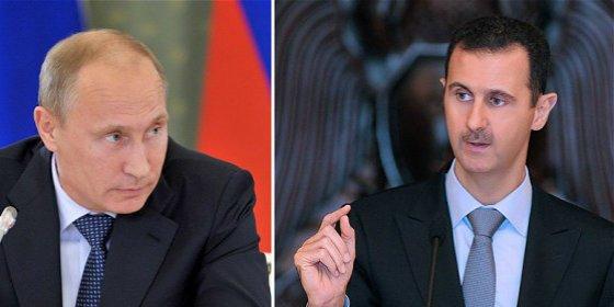 Así bendice el alauita Al Asad las ostias que reparte Rusia a destajo en Siria