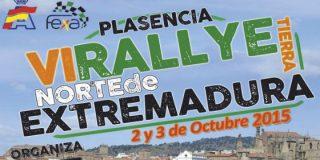 Todo preparado para el VI Rallye de Tierra Norte de Extremadura
