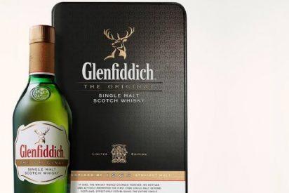 "Glenfiddich presenta el whisky ""The Original"""