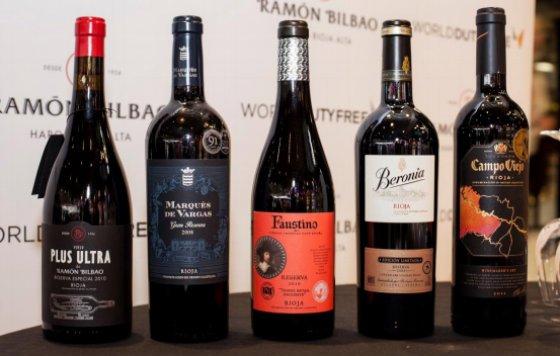World Duty Free promociona el vino español en los aeropuertos para impulsar su internacionalización