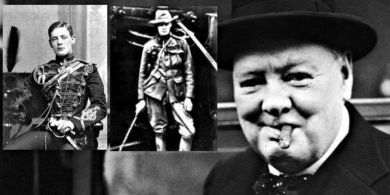 REPORTERO DE GUERRA: Un gigante polifacético llamado Winston Churchill (XXVIII)