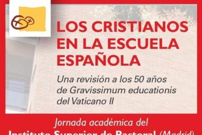 'Los cristianos en la escuela española', a debate en el ISP de Madrid