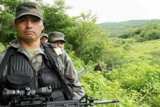 El 'Triángulo Dorado': la zona donde se esconde herido 'El Chapo'