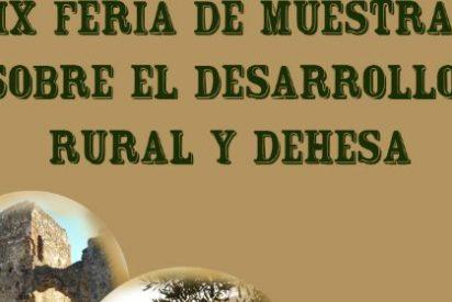 """Salvaleón acoge la """"XIX Feria de Muestras sobre el Desarrollo Rural y la Dehesa"""""""