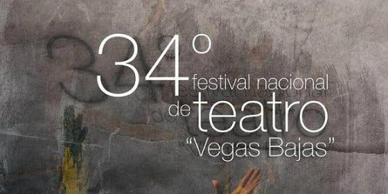 Programacion del XXXIV Festival Nacional de Teatro Vegas Bajas