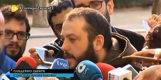 Tras reírse de las víctimas de ETA, ahora Zapata lanza la 'gimkana juvenil contra los banqueros'