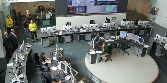 112 Extremadura atiende 378 incidentes durante el temporal de lluvia y viento