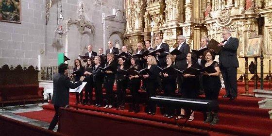 La Coral Cauriense ofrecerá un concierto este domingo en honor a Santa Cecilia, patrona de los músicos