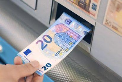 No es una estafa: ¡es el nuevo billete de 20 euros!