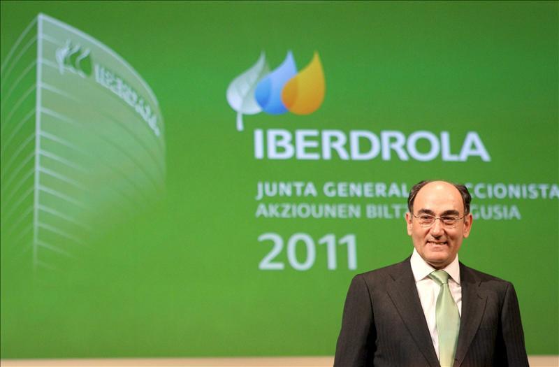 Iberdrola entra en la lista de operadores principales de gas natural