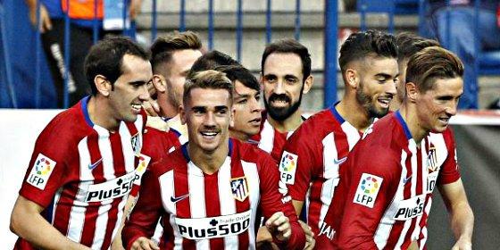Hacen extensible la sanción de la FIFA al Atlético de Madrid
