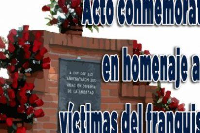 Villafranca de los Barros acoge un acto de Homenaje a las Víctimas del Franquismo
