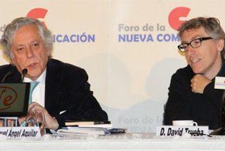 """Miguel Ángel Aguilar habla tras su despido de El País: """"La experiencia del 'New York Times' ha sido iluminadora"""""""