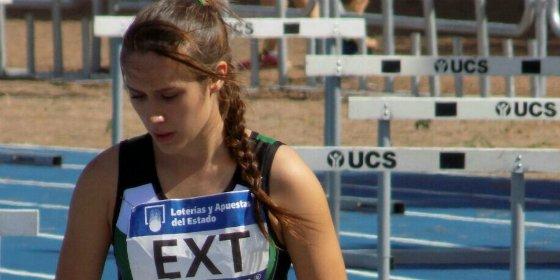 Alba Parejo, nuevo refuerzo para el sector de velocidad femenino del CAPEX
