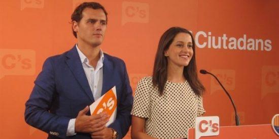 Albert Rivera e Inés Arrimadas estará en la Campaña electoral en Salamanca