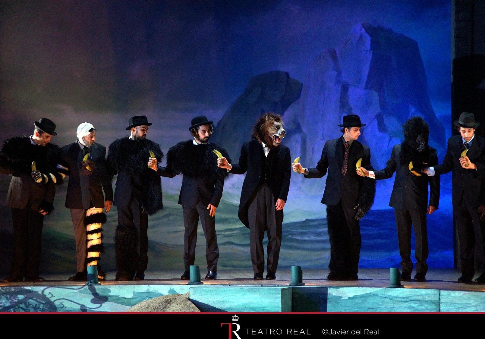 Alcina, ópera barroca en montaje irónico