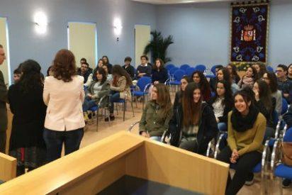 Alumnos del IES Cuatro Caminos de Don Benito, participan en el proyecto eTwinning
