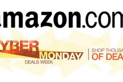 Amazon.es celebra el 'Cyber Monday' con más de 650 nuevas ofertas para sus clientes