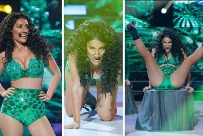 Ana Morgade calienta al personal en 'TCMS' con su 'twerking' a lo Nicki Minaj