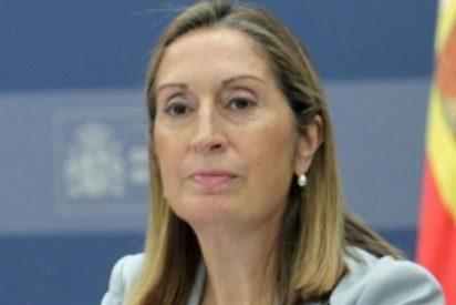 Ana Pastor: Fomento dispara un 50% la contratación de obras hasta septiembre de 2015
