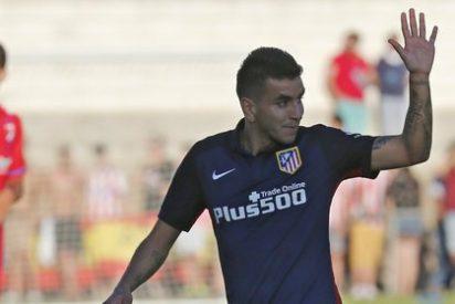 El City contacta con la gran promesa del Atlético de Madrid