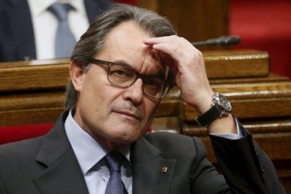 La gracieta independentista lleva a la ruina a Cataluña