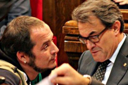 """Montse Suárez lapida a Artur Mas: """"Lo que está haciendo es prostituirse ante las CUP"""""""