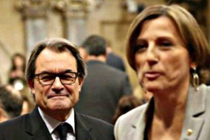 """El Parlament catalán celebra el """"pleno de la desconexión"""" de Cataluña con España"""