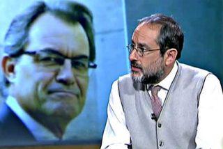 Artur Mas se baja todavía más los pantalones para inspirar piedad en los antisistema de la CUP