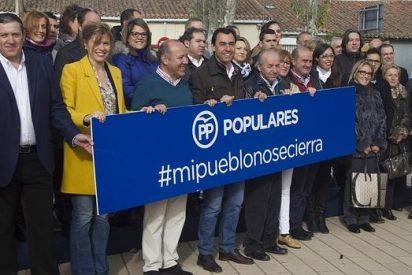 """El PP presenta la campaña """"Mi Pueblo no se cierra"""""""