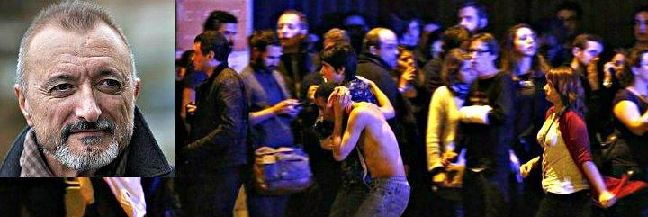 """""""¿Y si los centenares de la discoteca de París se hubieran abalanzado sobre los asesinos del kalashnikov?"""""""