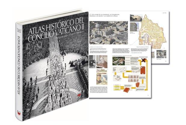"""PPC publica el """"Atlas histórico del Concilio Vaticano II"""""""