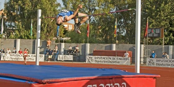 El Encuentro de Atletismo Diputación de Cáceres, entre los seis mejores de España