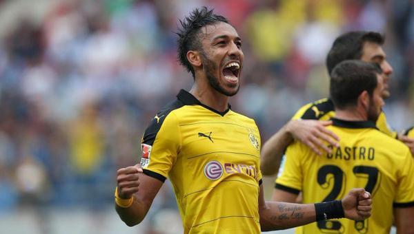 La brutal cantidad que pide el Borussia por Aubameyang