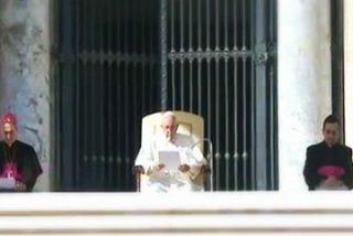 """Francisco: """"Sin donarse y sin perdonarse el amor no dura"""""""