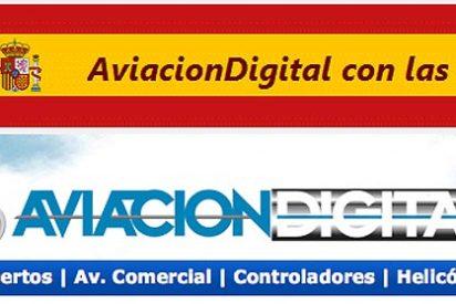 Aviación Digital convoca la octava edición de su premio de periodismo sobre aviación en español