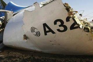 Las cajas negras del avión ruso registraron el sonido de una explosión