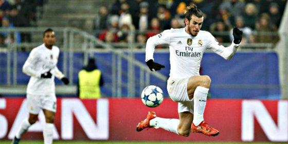 Gareth Bale es mucho mejor cuando juega en la izquierda pero lo ponen en el centro