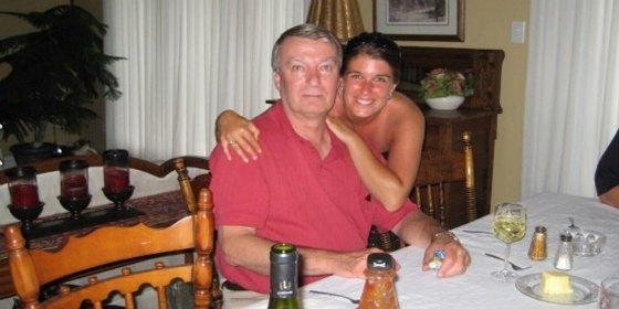 El orgasmo de muerte del sexagenario matrimonio en un flamante jacuzzi