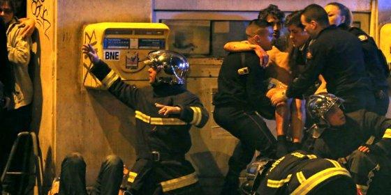"""Así fue la matanza en Bataclan: """"Todos gritaban desesperados, fue un horror"""""""