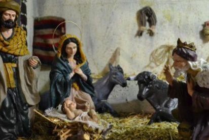 Jerez de los Caballeros presenta en El Corte Inglés de Badajoz su Belén Bíblico