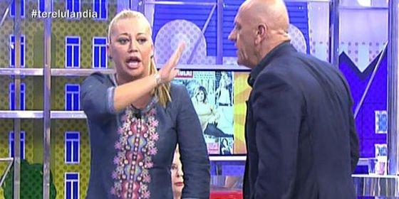 Se le acabó el chollo a Belén Esteban: Matamoros la demanda y ella no sabe defenderse