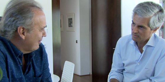 El hijo de Adolfo Suárez frena la escalada de Bertín Osborne, que sigue líder (18,2%)