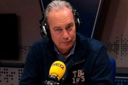 """Bertín Osborne a Gemma Nierga: """"Me estoy encabronando, joder, ya está bien con el franquismo"""""""